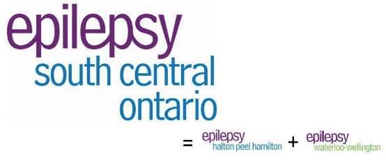 Epilepsy South Central Ontario amalgamation